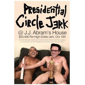 PRESIDENTIAL CIRCLE JERK