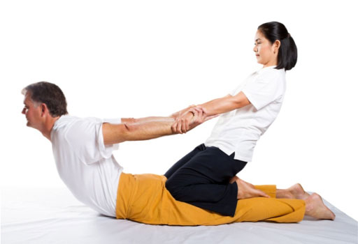 Thai Massage Rocks You Into Relaxation