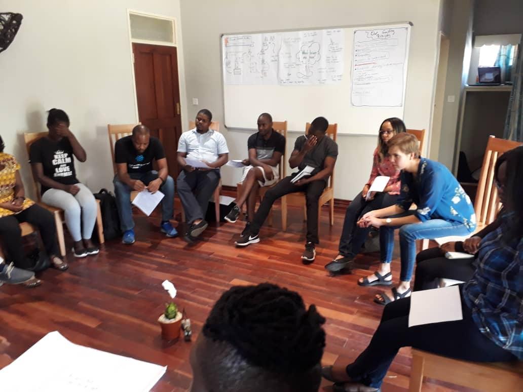 Future leaders global   Impact Hub Harare