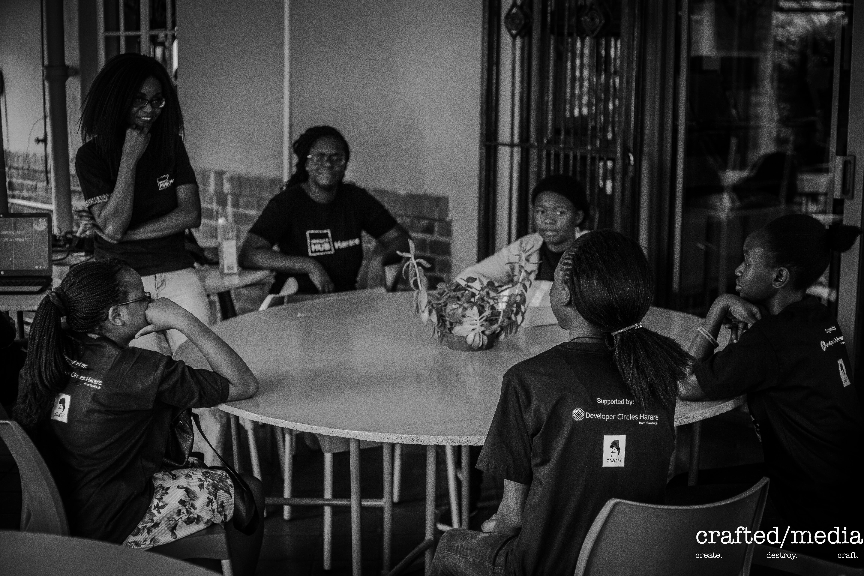 Impact Hub Girls and Coding-22