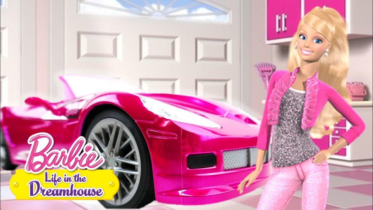 Barbie Dream Car