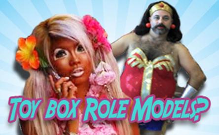 Barbie // Wonder Woman