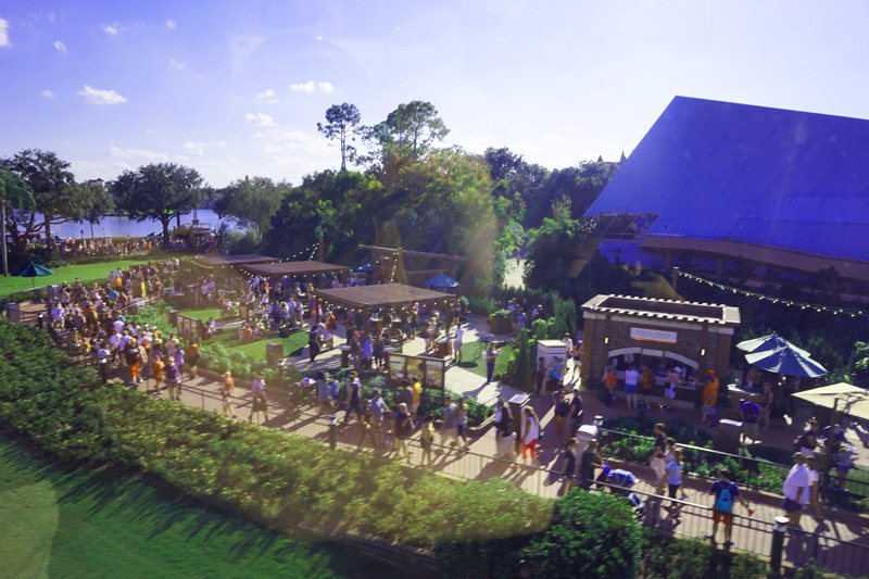 EPCOT Food + Wine Festival