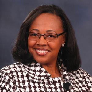 Assemblywoman Daniele Monroe-Moreno