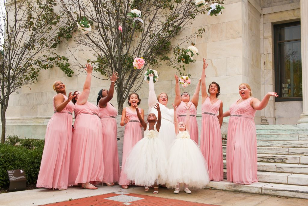 The Beginners Guide to Being a Bridesmaid