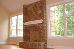 elmhurst fireplace