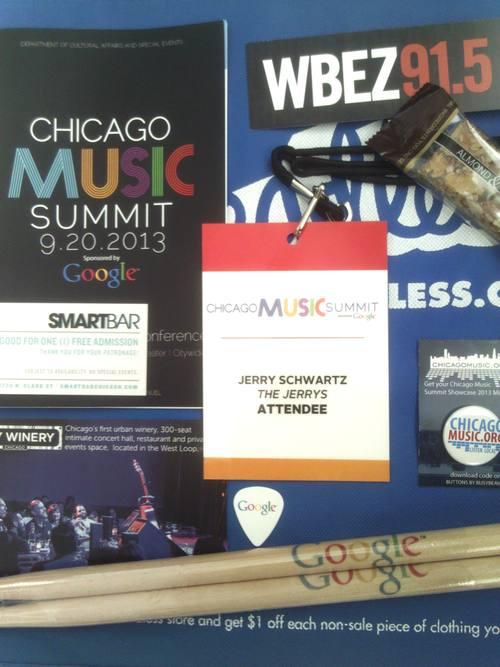 Chicago Music Summit