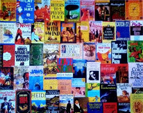 Literary Jigsaw Puzzle
