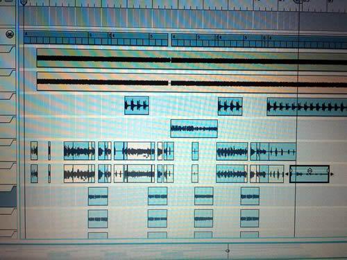 Comping Vocals