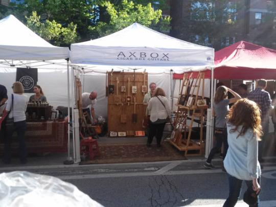 AxBox Tent
