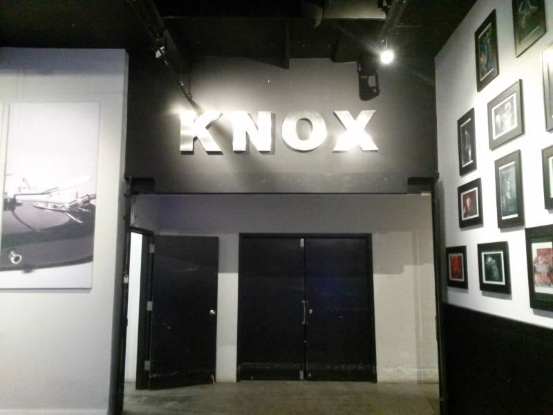 Inside Fort Knox Studios