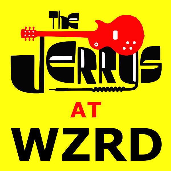 The Jerrys at WZRD album cover