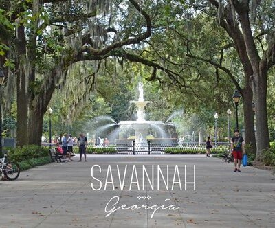 Honeymoon Hotspot: Savannah, GA