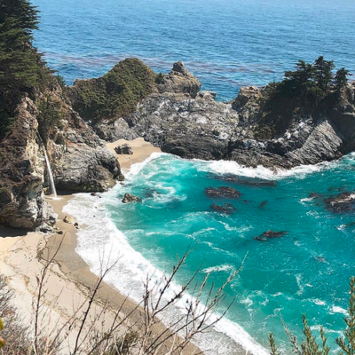 Honeymoon Hotspot: Pacific Coast Highway