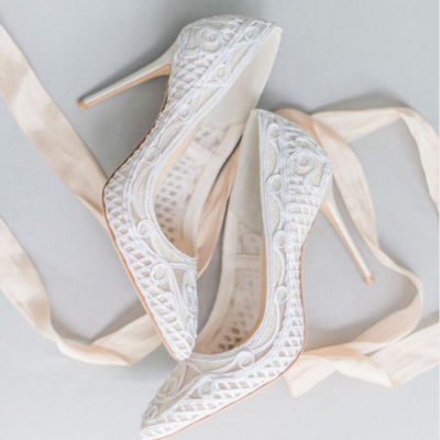 Bridal Style on a Budget: The Shoe Game