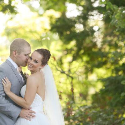 Amanda and Michael's Whimsical and Elegant Wedding