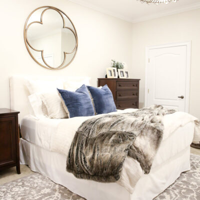 How to Make Your Guest Room Feel Like a Home Away From Home