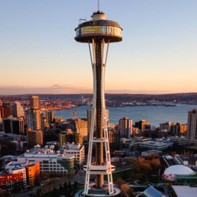 Honeymoon Hotspot: Seattle, WA