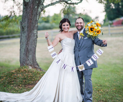 Alexis and Lyle: The Perfect Rustic Wedding