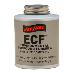 Metal-free, eco-freindly anti-seize compound Jet-Lube ECF Anti-Seize Compound
