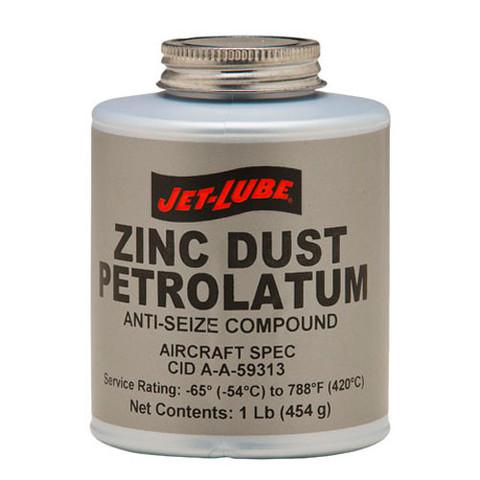 Jet-Lube Zinc Dust Petrolatum Anti-Seize