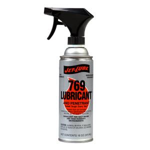 Lubricant, penetrant, corrosion inhibitor Jet-Lube 769 Lubricant.