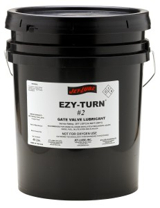 General purpose gate valve sealant and lubricant Jet-Lube Ezy-Turn #2.