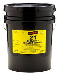 Economical copper based thread compound Jet-Lube 21.