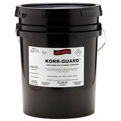 Long term storage compound Jet-Lube Korr-Guard.