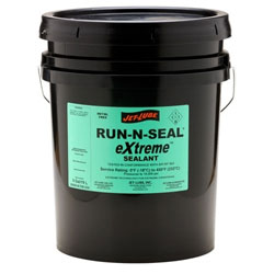 Metal free, environmentally safe, nontoxic tubing, casing and line pipe thread compound Jet-Lube Run-N-Seal Extreme.