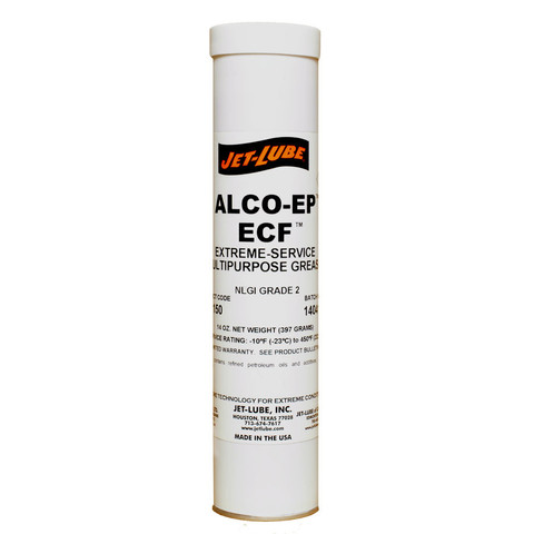 Environmentally sensitive EP grease Jet-Lube Alco-EP ECF
