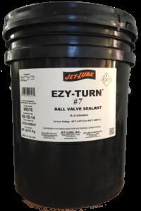 Ball valve sealant Jet-Lube Ezy-Turn #7.