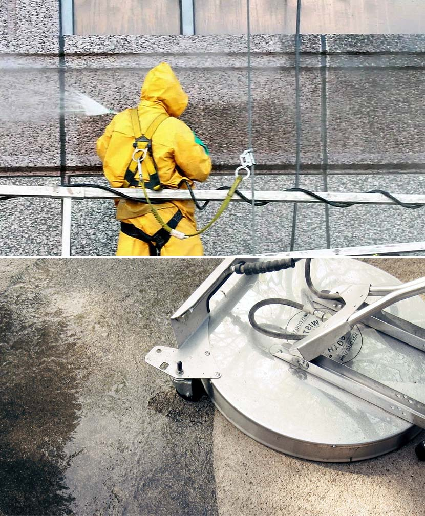 Commercial Pressure Washing Seminole County Central Florida