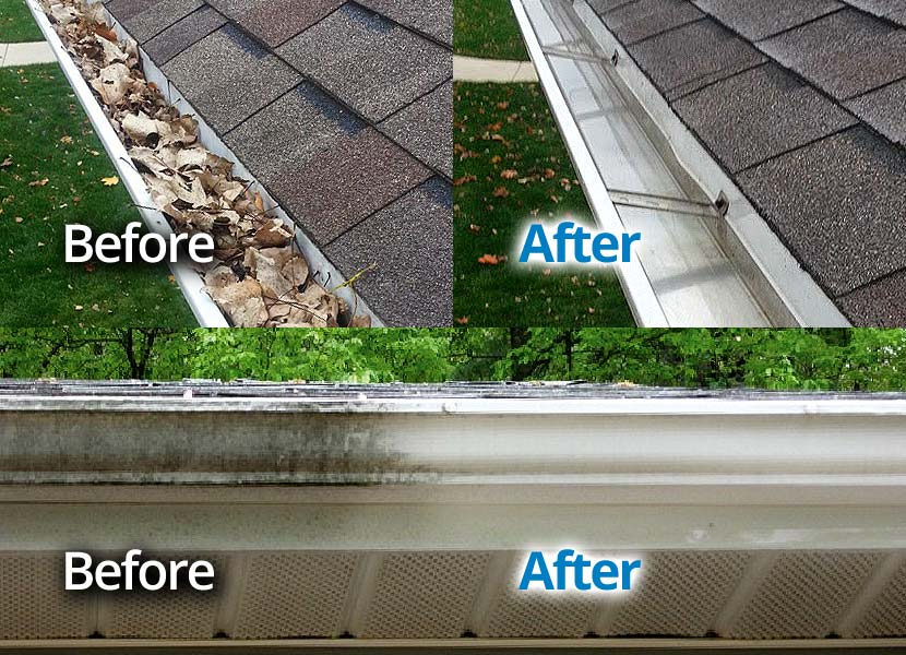 Gutter Cleaning Seminole County Central Florida