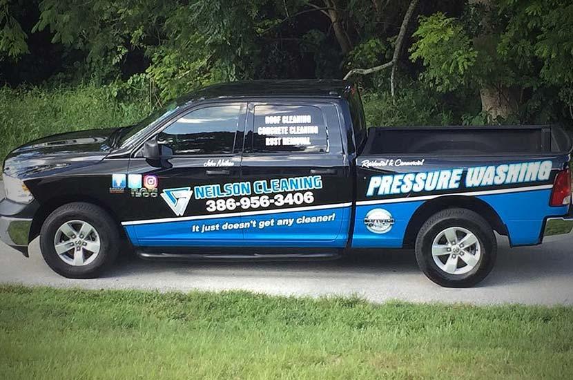 Neilson Cleaning Seminole County FL Pressure Washing Company