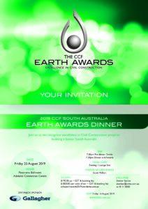 CCF Earth Awards Dinner