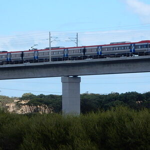 The likelihood of fast rail from Melbourne to Sydney is increasing