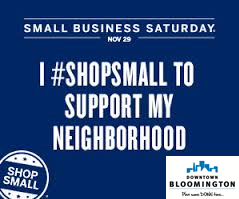 Small Business Saturday 14