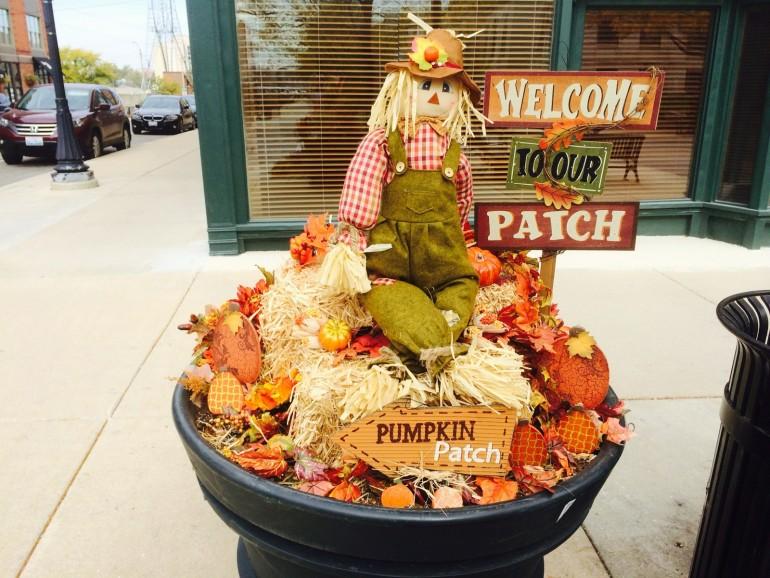 Heritage Scarecrow