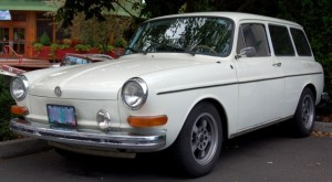 My 1973 Volkswagen Squareback was totaled in a 1983 car accident and was very similar to this one.