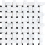 Basketweave Mosaic -