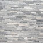Alaska Gray Mini Stacked Stone Panels