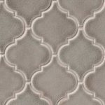 Dove Gray Arabesque 8mm