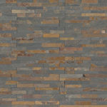 Gold Rush Mini Stacked Stone Panels