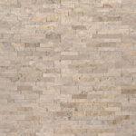 Roman Beige Mini Stacked Stone Panels