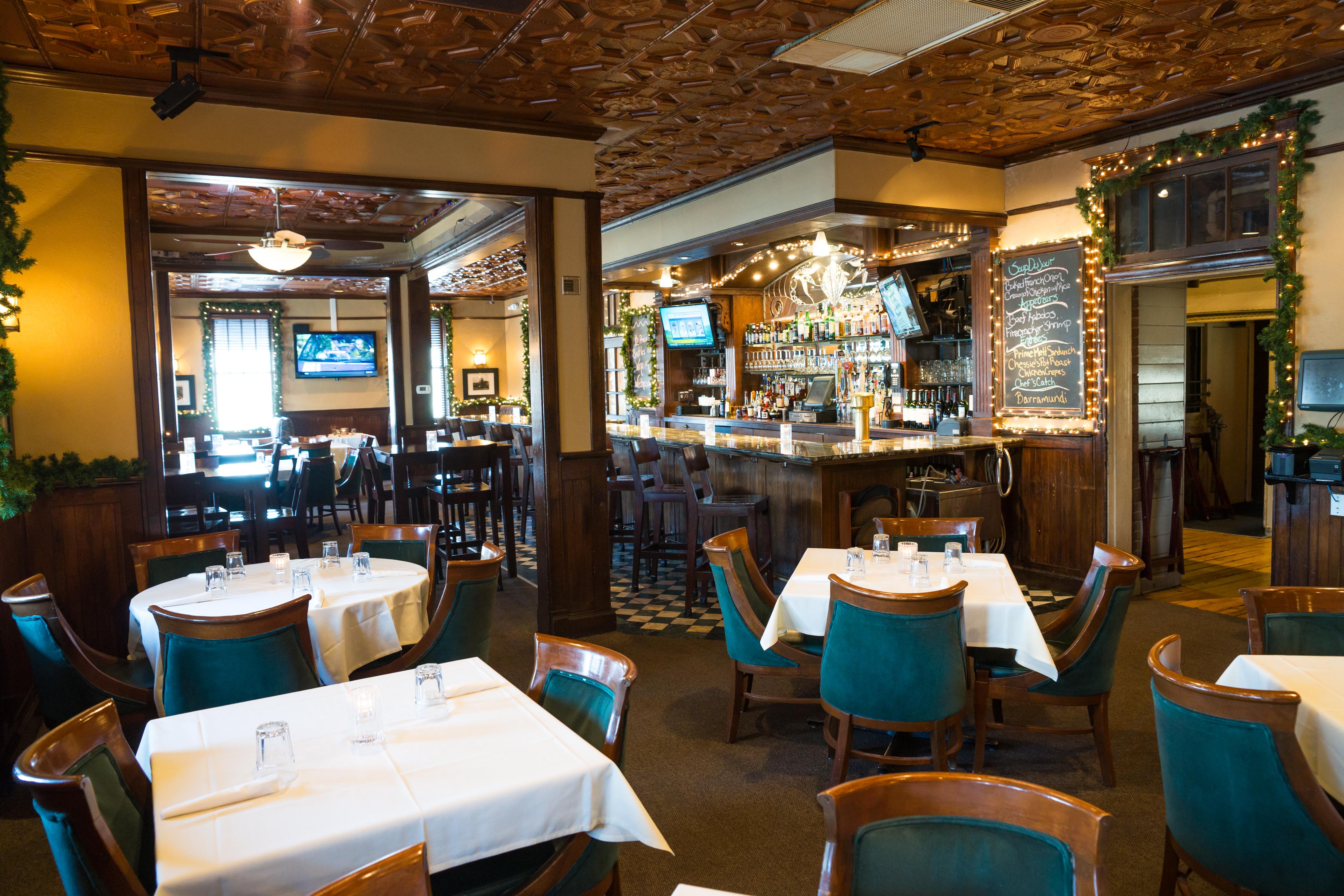 Chessie's Restaurant Pub Room