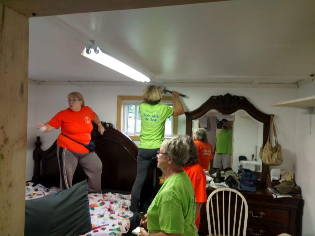 indoor repairs