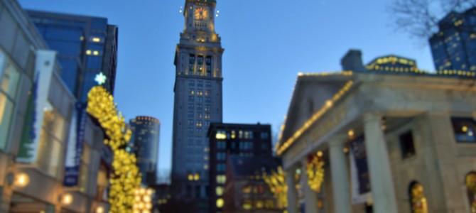 Boston in 2014