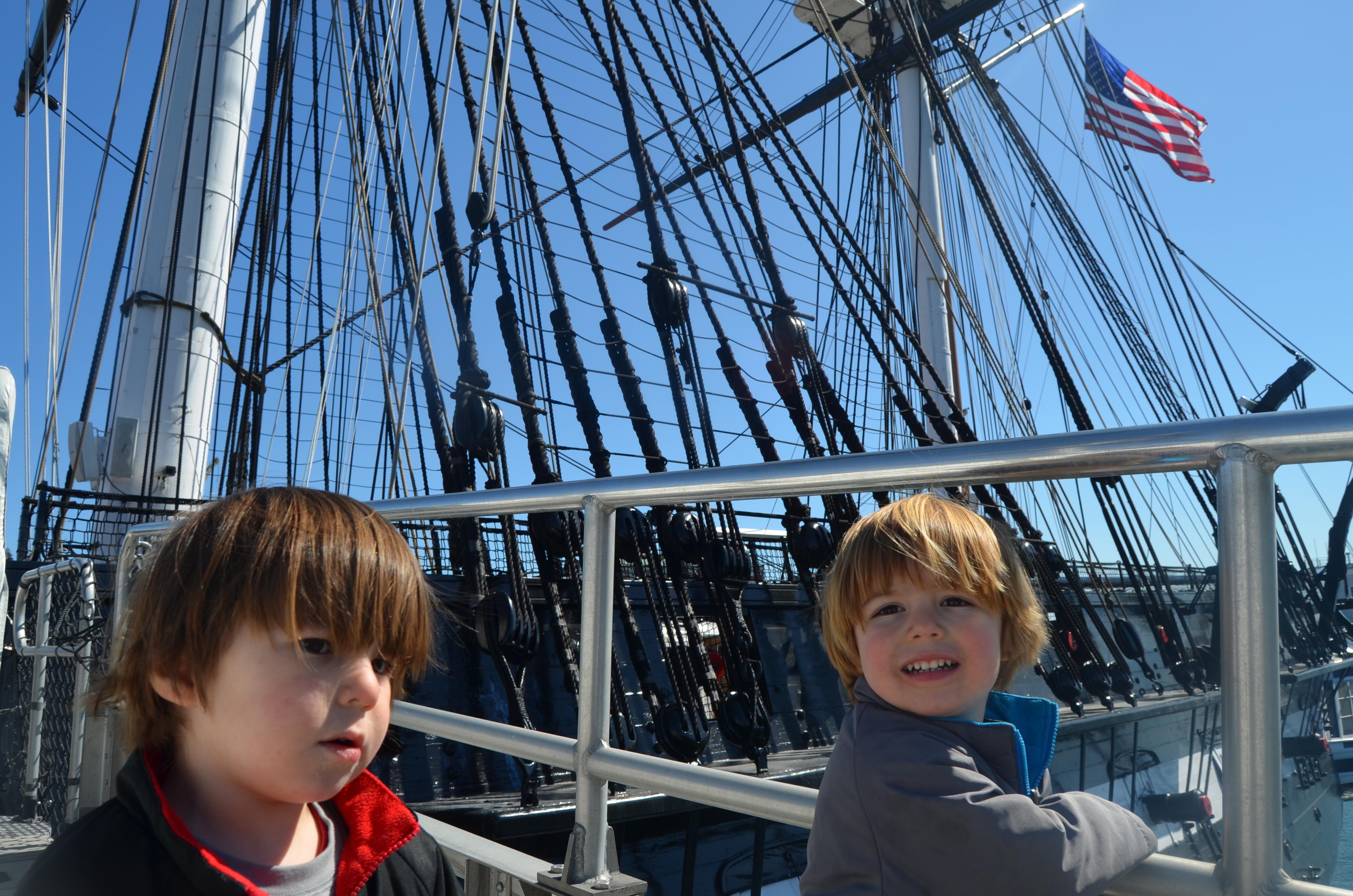 USS Constitution & Museum