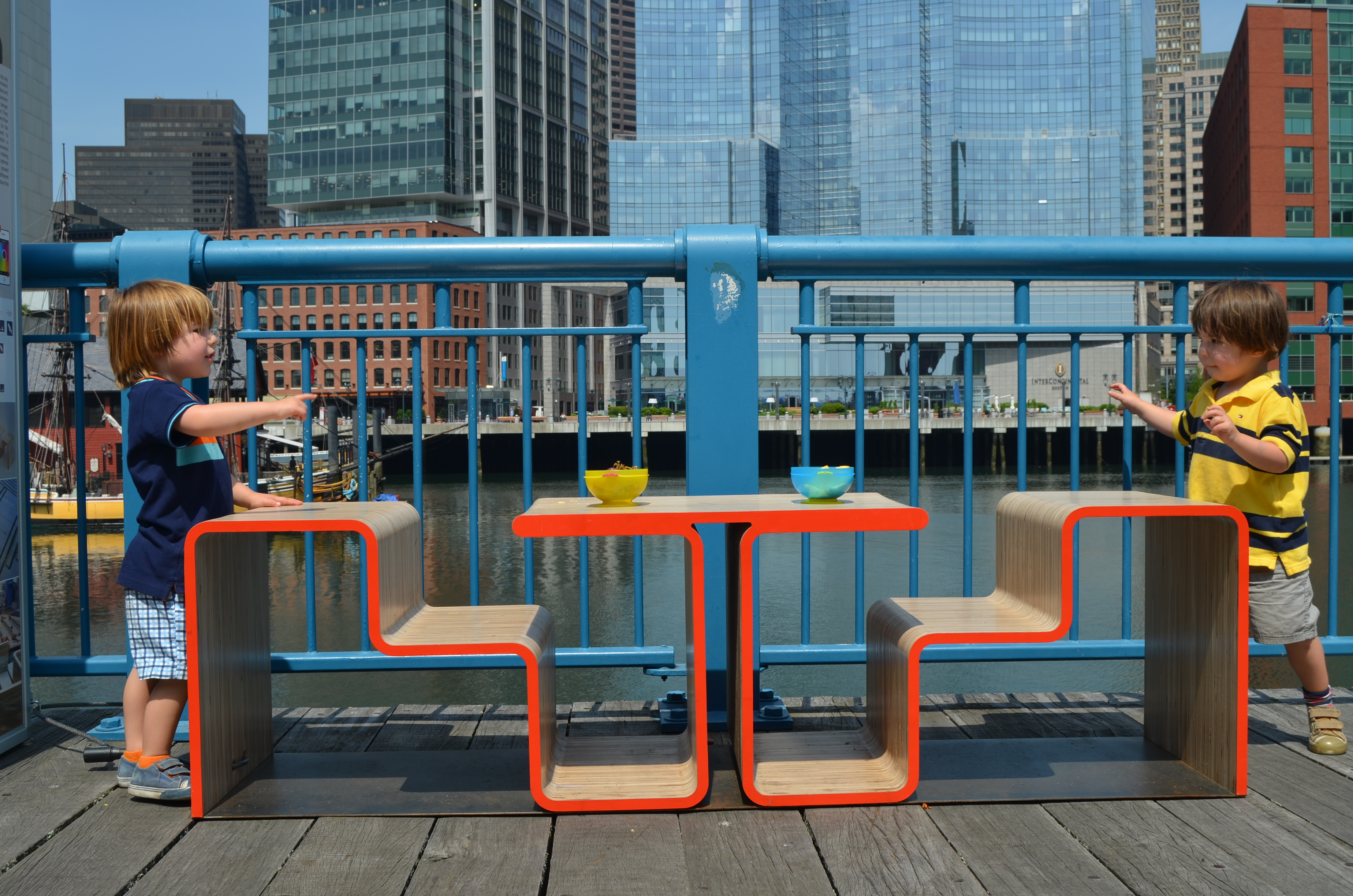 Street Seats – Design Museum Boston